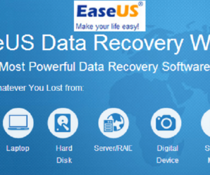 EaseUS Data Recovery Wizard 12 License Code & Serial Key
